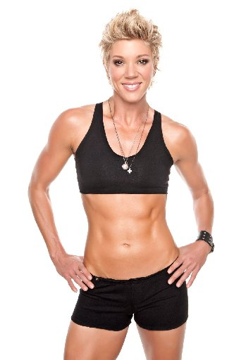 Jackie Warner is a celebrity trainer with a tough approach to fitness and weight loss.