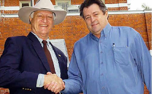 Gordon Dale is the Maryborough candidate for Bob Katter's Australian Party.