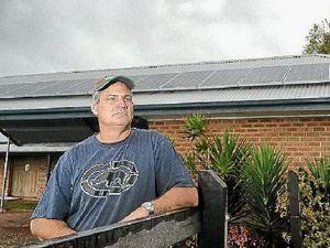 Man warns against solar 'savings'