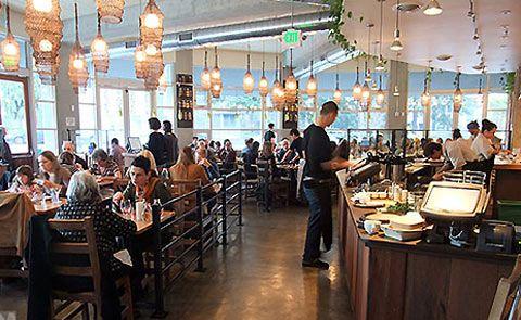 Gather Restaurant.