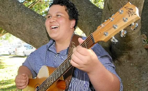 Mackay's Judah Kelly is on his way to realising his dream of country music stardom after finishing as a runner up in the 2011 Optus Gympie Music Muster Talent Search competition.