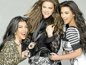 Style in the bag for Kardashians