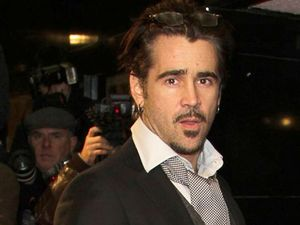 Colin Farrell's cigarette break-up