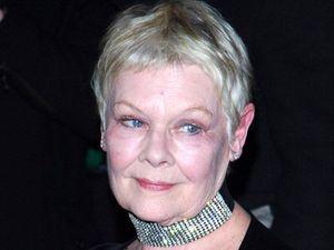 Dame Judi Dench going blind