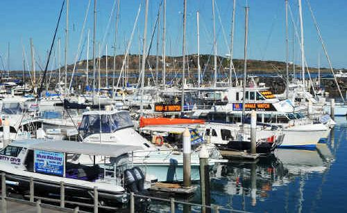 Coffs Harbour International Marina