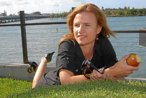 Daily Mercury editor Jennifer Pomfrett loves living in Mackay. We're inviting you to tell us what you love about the Mackay region.