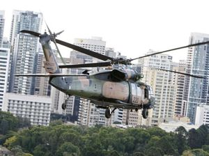 Chopper maintenance contract awarded