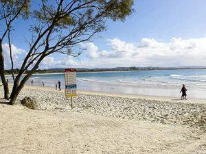 Diver dies at Byron beach