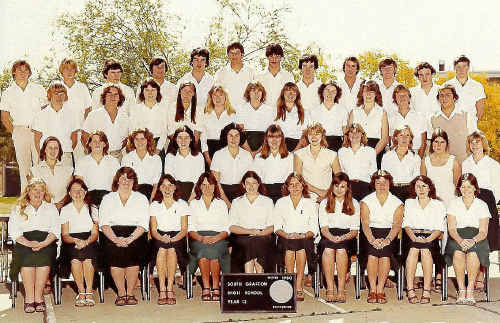 A reunion is being held this month for former South Grafton High School students who were in Year 12 in 1980.