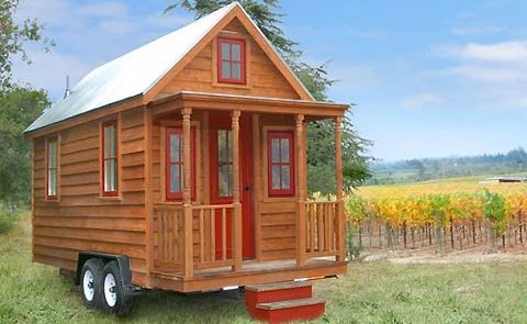 Jay Shafer's Tumbleweed Tiny House Company.