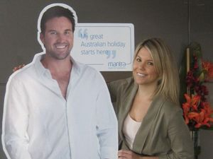 Check in with Pat Rafter at Mantra