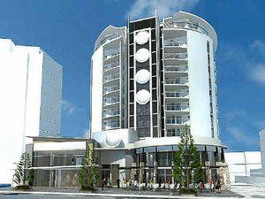 Firm unveils $30m high-rise plans