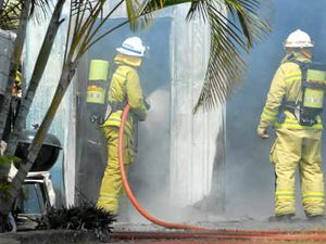 Crews rush to 3 fires in 24 hours