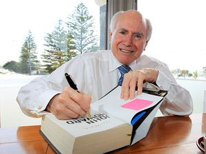 We pay nearly $6000/week for John Howard's expenses
