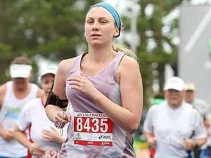 Heart patient will run in marathon