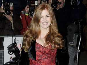 Isla Fisher pole dances at strip club