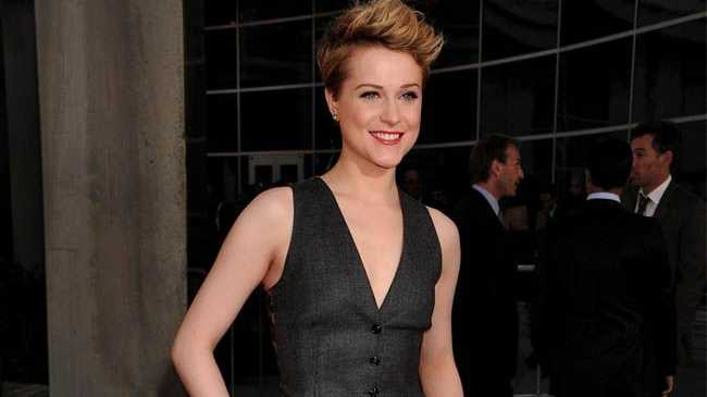 Evan Rachel Wood had a tooth knocked out while dancing - ouch!