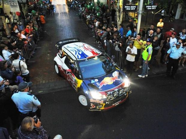 Coffs Harbour City Council's will tonight learn the financial success of Rally Australia - Coffs Coast.