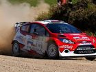 Loeb makes up time, as others roll