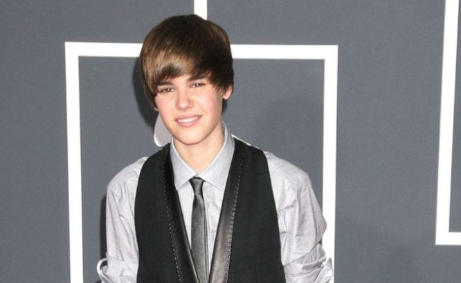 Still the perfect 'tweenheart'? Justin Bieber says he never believed in Santa.