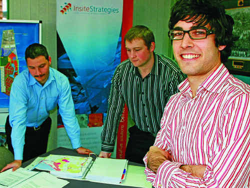 Nathan Freeman and David Heritage have been joined by Tim Sergiacomi at Insite Strategies.