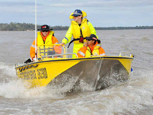 Almost 100 SES and emergency services personnel will take part in Operation Water Rats at the Fairbairn Dam this weekend.