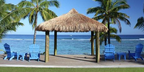 Enjoy a relaxing weekend in Rarotonga, Cook Islands.