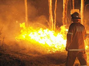 Rural firies call for change