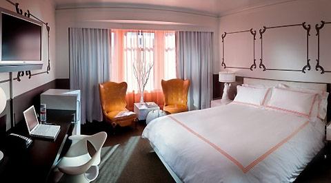 Hotel Vertigo.