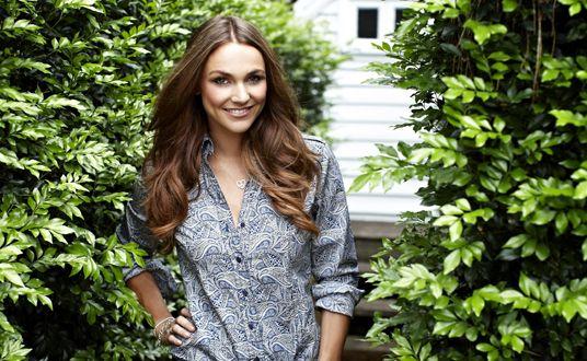 The Farmer Wants a Wife host Natalie Gruzlewski.