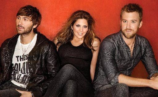 Grammy-winning US trio Lady Antebellum will headline the CMC Rocks Queensland in Ipswich next year.