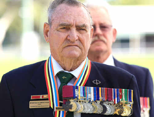Victoria Cross recipient Keith Payne can't understand why so many public servants were sent to Turkey for Anzac Day celebrations this year.