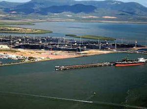 Gladstone Harbour contaminated