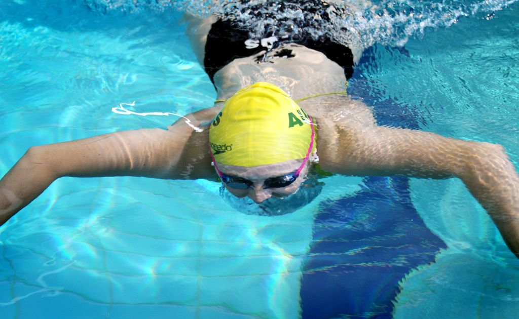 IT'S been a great year for star swimmer Taylor McKeown who returned from Peru as apart of the Junior Australian Swim Team earlier this month against 58 other countries.