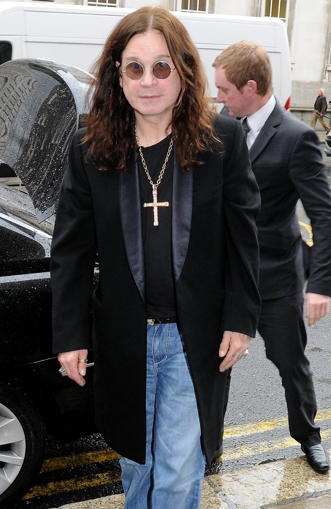 Ozzy Osbourne regrets being a bad father when he was younger, but according to his son Jack Osbourne, he's