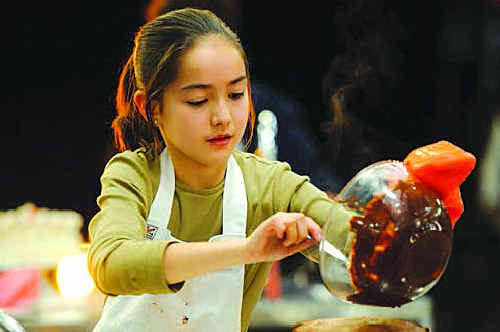 See what gets whipped up in the Junior MasterChef kitchen when the series returns on Sunday night.