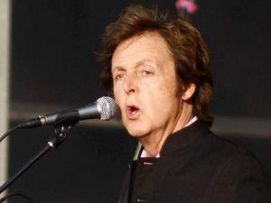 Paul McCartney will have deja vu