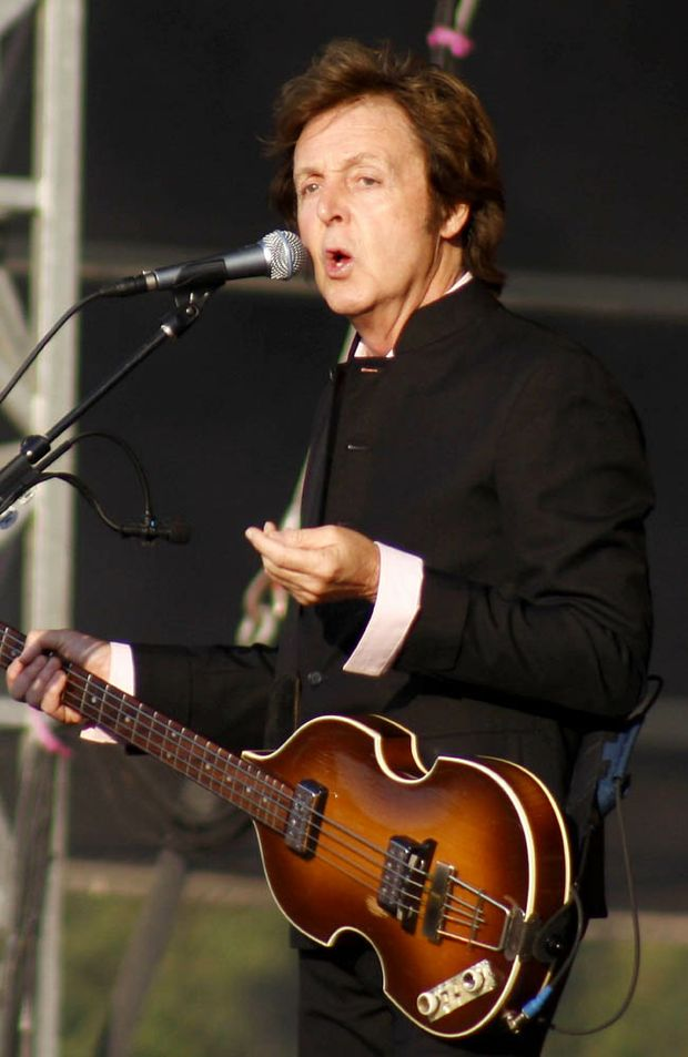 Paul McCartney to marry Nancy Shevell at same venue he married his ex-wife.