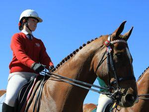 Horse skills on show at M'boro