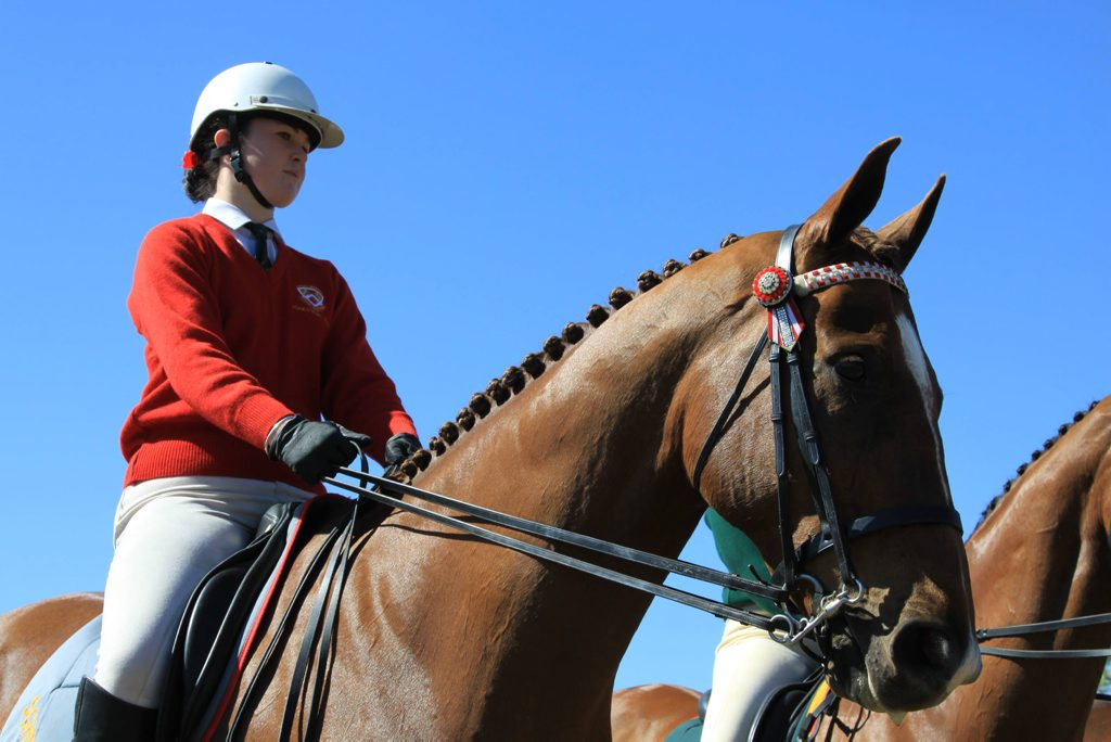 Maryborough will host the 2012 Queensland Interschool Equestrian Championships.