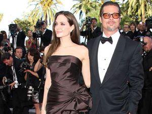 Angelina didn't plan on big family