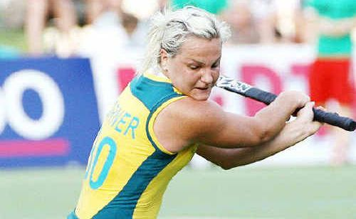 Former Hockeyroos striker Amy Korner is ready to score more goals if given another chance.