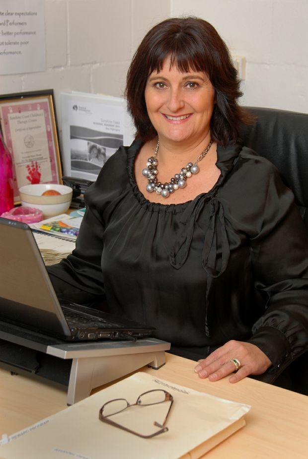 Finalist in the 2011 Queensland Telstra Business Women's Awards, Megan D'Elton.