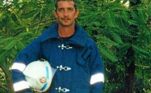 Murder victim Paul Karran.