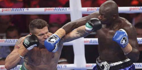 Colin Wilson sheds light on fellow Australian boxer Danny Green.