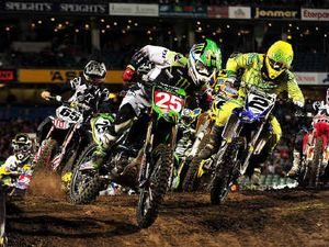 Supercross action to boom into town