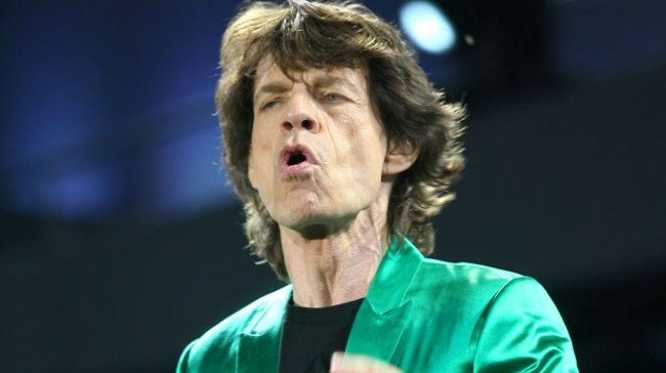 Rolling Stones frontman Mick Jagger dances to keep fit.