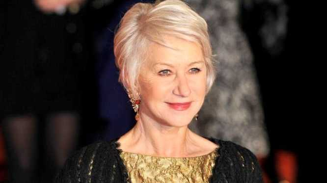 Helen Mirren finds pole dancing