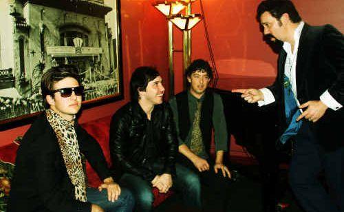 the american scene band