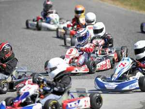 Gladstone karters are champions